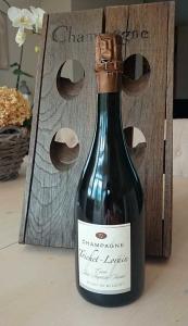 Champagne Trichet Lorain - Blanc de blancs - Cuvée Jean-Baptiste Trichet