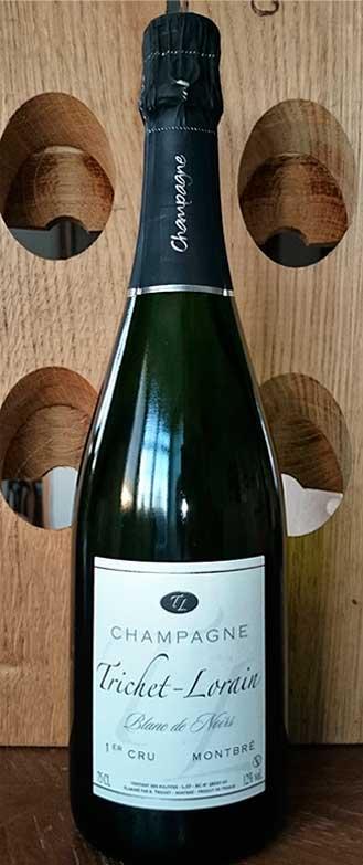 Champagne Trichet Lorain - Blanc de Noirs 1er Cru
