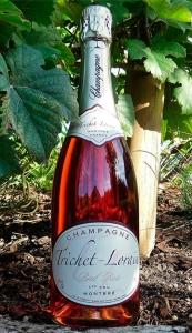 Champagne Trichet Lorain - Brut Rosé 1er cru